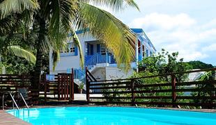 La résidence Au ti Bonheur - Maison d'hôtes en Martinique